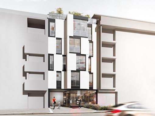 X09 – Commerces / appartements