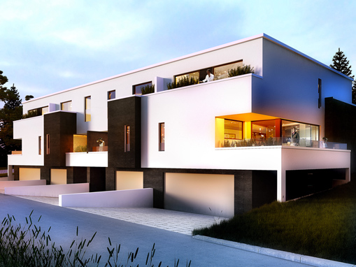 BRI – Ensemble de maisons