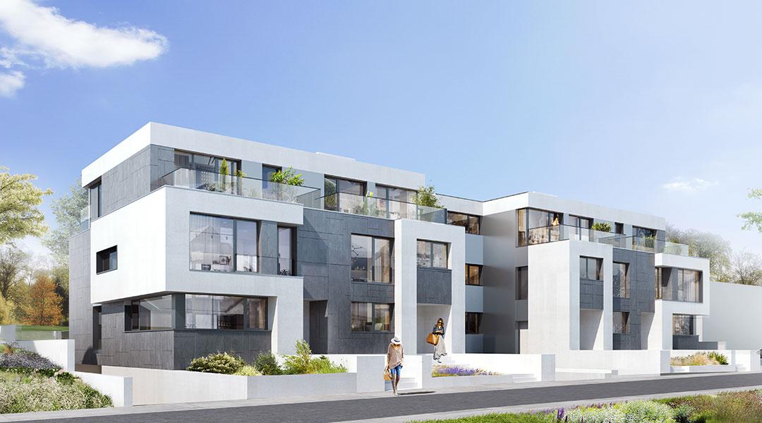 5 Maisons à Bridel - Luxembourg